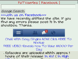 FZTV Series» Download Movie Series on Your Mobile   TutBytes